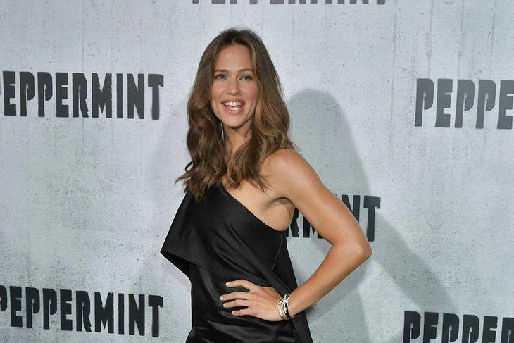 Jennifer Garner er í fanta formi.