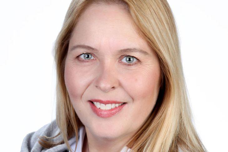 Sveinbjörg Birna Sveinbjörnsdóttir, oddviti Borgarinnar okkar – Reykjavíkur.