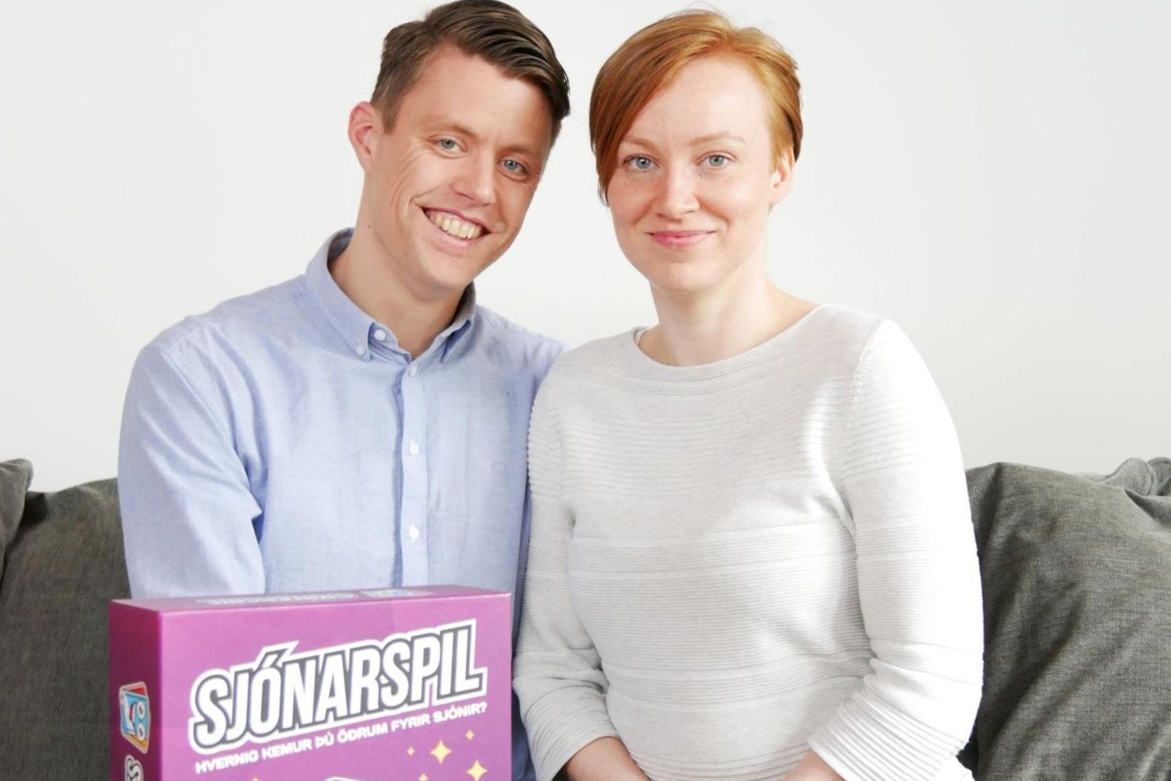 Hjónin Bergur og Tinna láta gott af sér leiða.