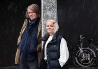 Reynir Lyngdal og Ína
