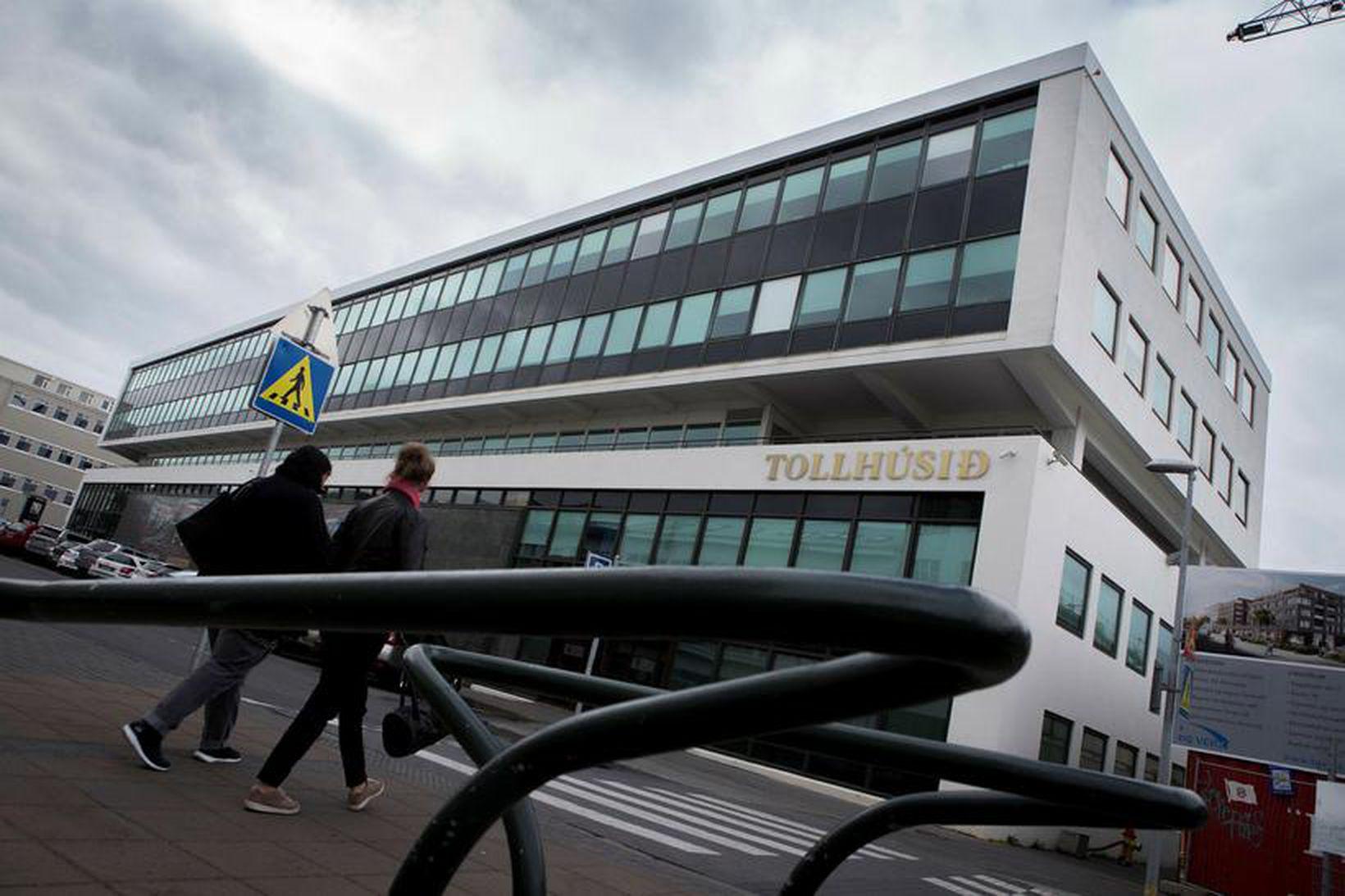 Innheimta opinberra gjalda á höfuðborgarsvæðinu hefur verið í höndum tollstjóra. …