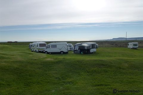 T-Bær við Selvog Camping Ground