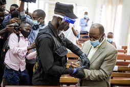 Paul Rusesabagina var í dag dæmdur í 25 ára fangelsi, en hann er 67 ára …