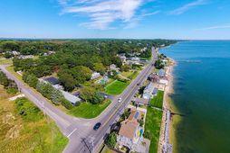 Hamptons er vinsæll sumardvalarstaður New York-búa.