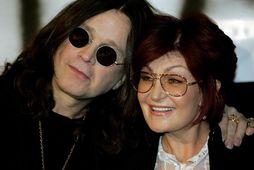 Barnabarn Ozzy og Sharon Osbourne er með kórónuveiruna.