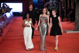 Zahara, Angelina Jolie og Shiloh.