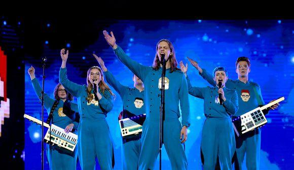 Úrslit Eurovision 2021 í beinni