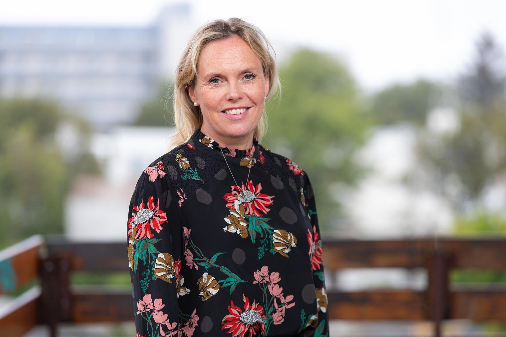 Stefanía Guðrún Halldórsdóttir verður framkvæmdastjóri Eyris Sprota II.