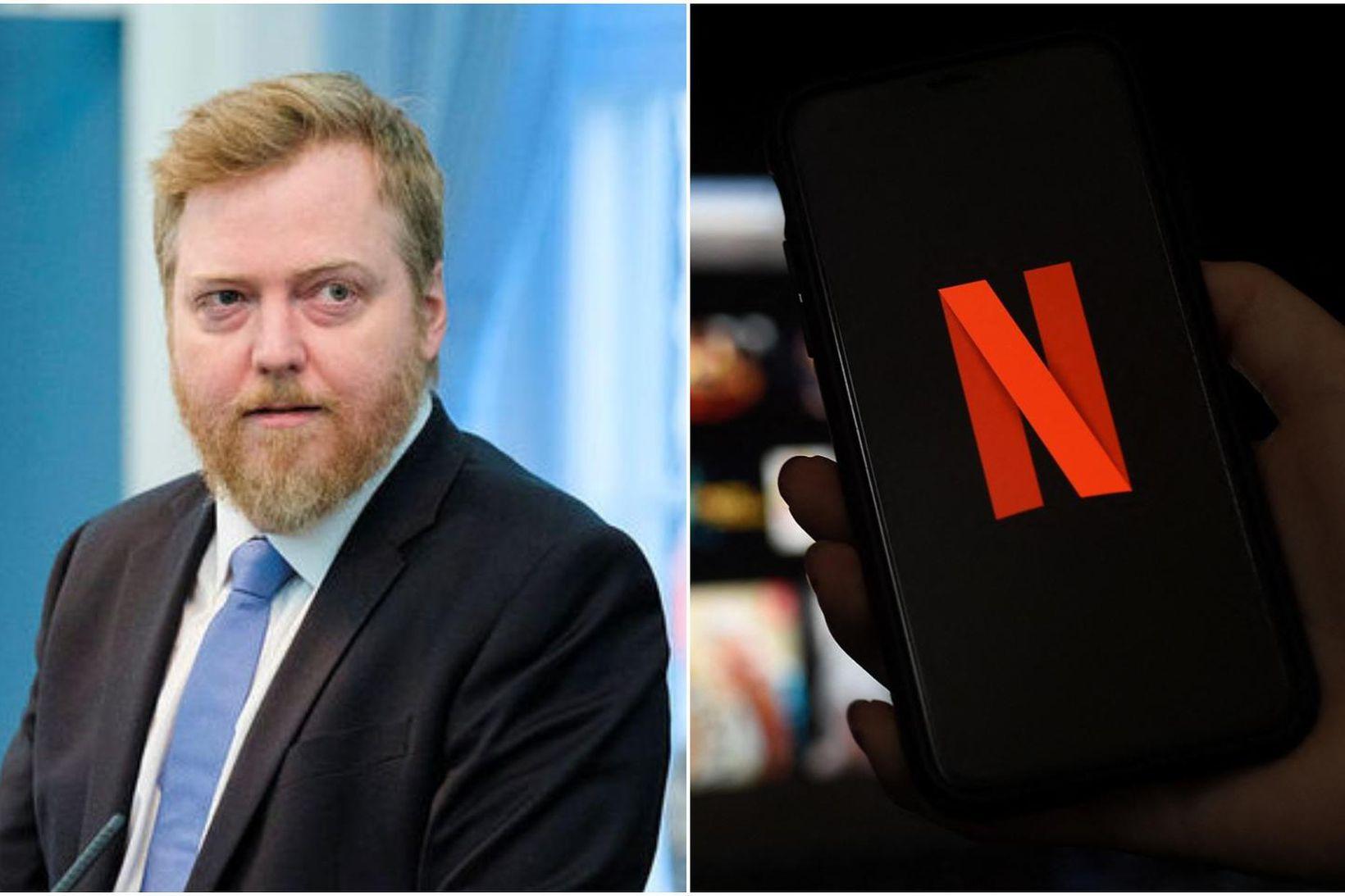 Sigmundur Davíð Gunnlaugsson, formaður Miðflokksins. Stuðningsfólk Miðflokksins eru ólíklegri en …
