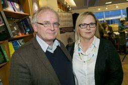 Kjartan G. Kjartansson og Marta Guðjónsdóttir.