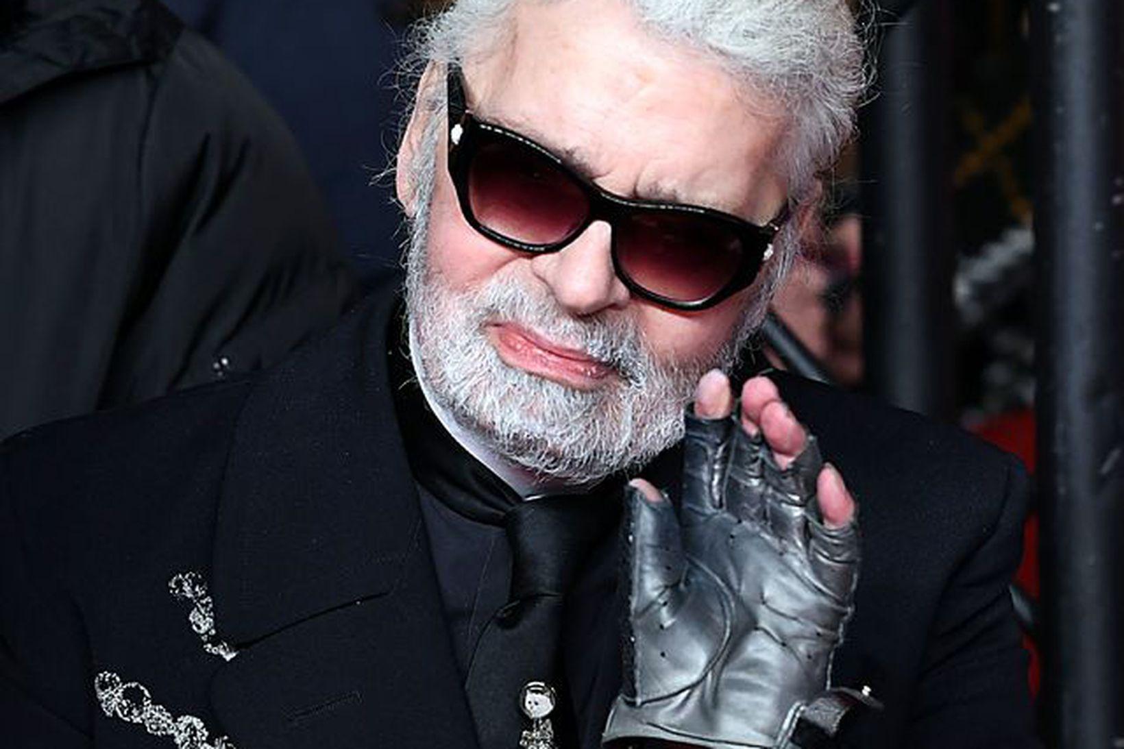 Karl Lagerfeld er einn þekktasti tískuhönnuður í heimi. Hann hefur …