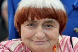 Agnés Varda.