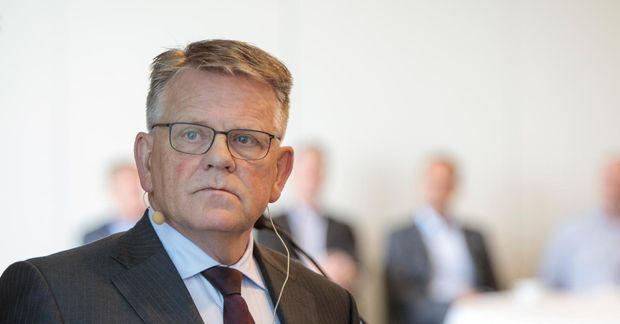 Björgólfur Jóhannsson, starfandi forstjóri Samherja.