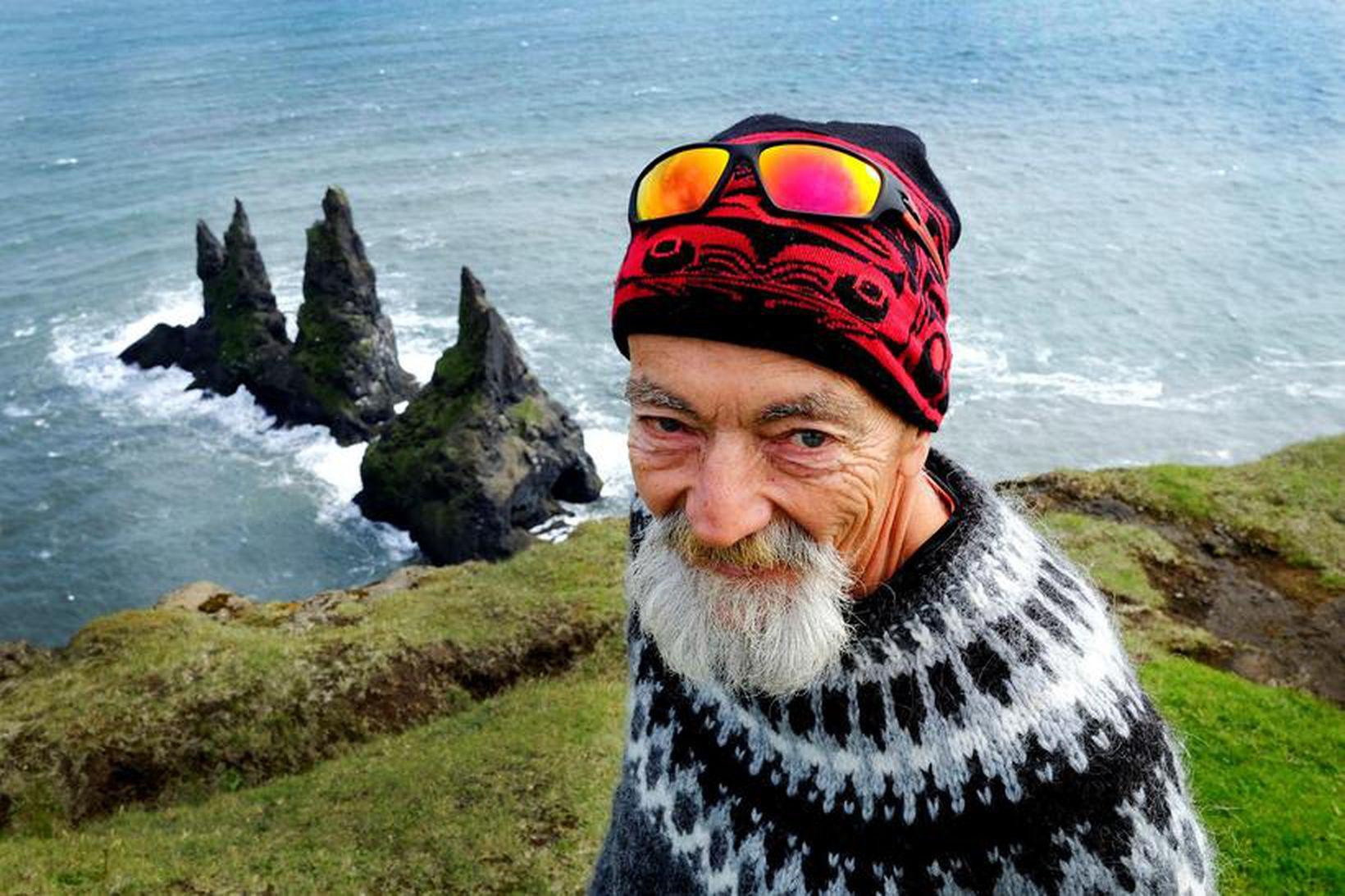 Grampa Dave var sannkallaður ævintýramaður og fór víða til að …
