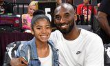 Kobe Bryant og dóttir hans, Gigi, létust bæði í þyrluslysinu.