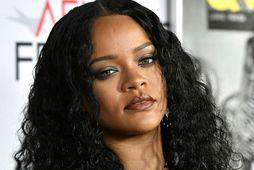 Rihanna er sögð vera hætt með kærastanum.