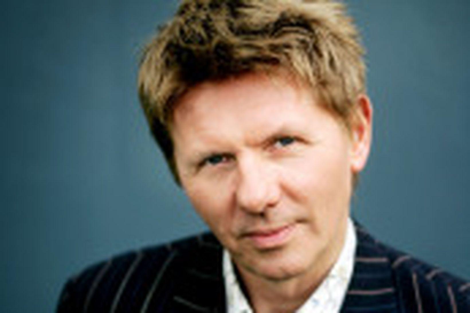 Jakob Frímann Magnússon.