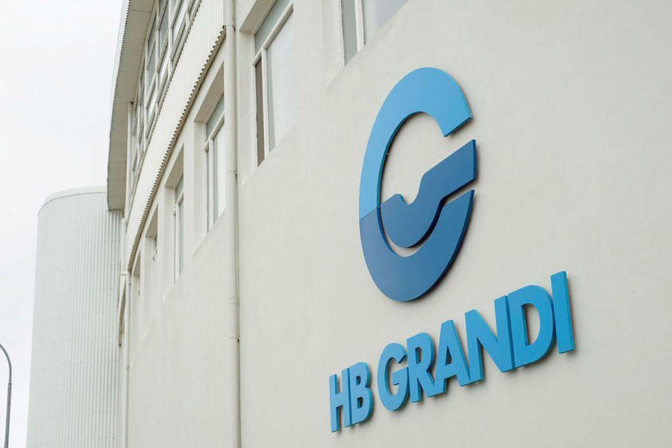 Hluthafafundur HB Granda verður haldinn í dag.