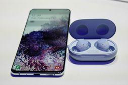 Notendur Samsung Galaxy-síma um allan heim virðast hafa fengið tilkynninguna dularfullu.