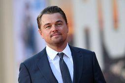 Pabbakroppur Leonardo DiCaprio sló í gegn árið 2015.