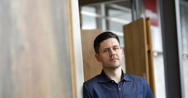 Þórarinn Gunnar Birgisson er mikið fyrir tímalausa hönnun þegar kemur að gólfefni, innréttingum og húsgögnum.