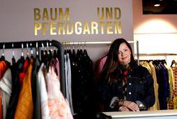 Ragnheiður Óskarsdóttir rekur Ilse Jacobsen og Baum und Pferdgarten.