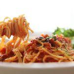 Spaghettí með ekta ítalskri kjötsósu