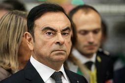 Carlos Ghosn, fyrrverandi forstjóri Nissan.