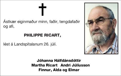 Philippe Ricart,