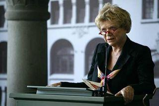 Eva Joly, ráðgjafi sérstaks saksóknara vegna bankahrunsins