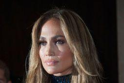 Söngkonan Jennifer Lopez.