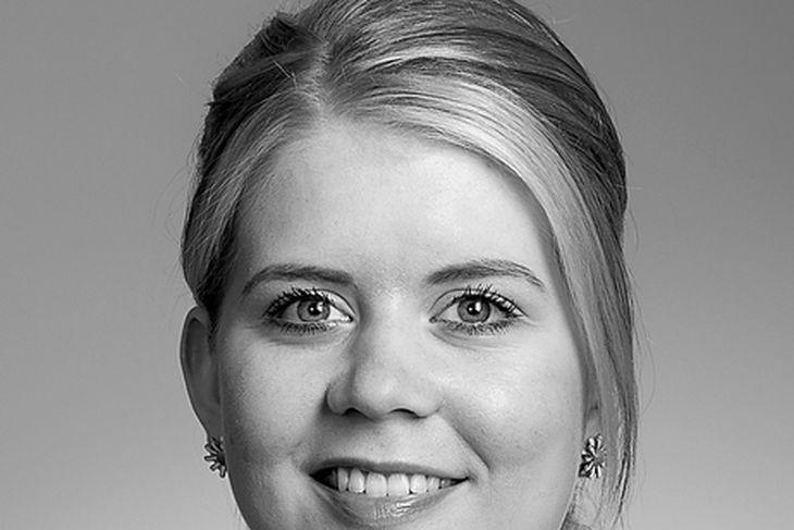 Jóhanna María Sigmundsdóttir, þingmaður Framsóknarflokksins.