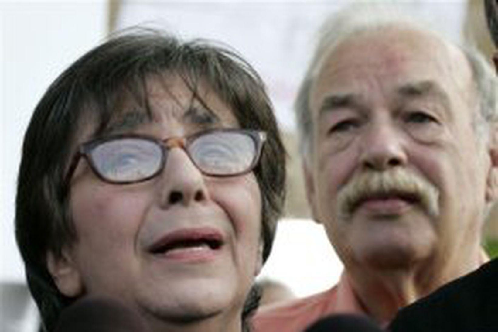 Mary og Bob Schindler, foreldrar Terri Schiavo.
