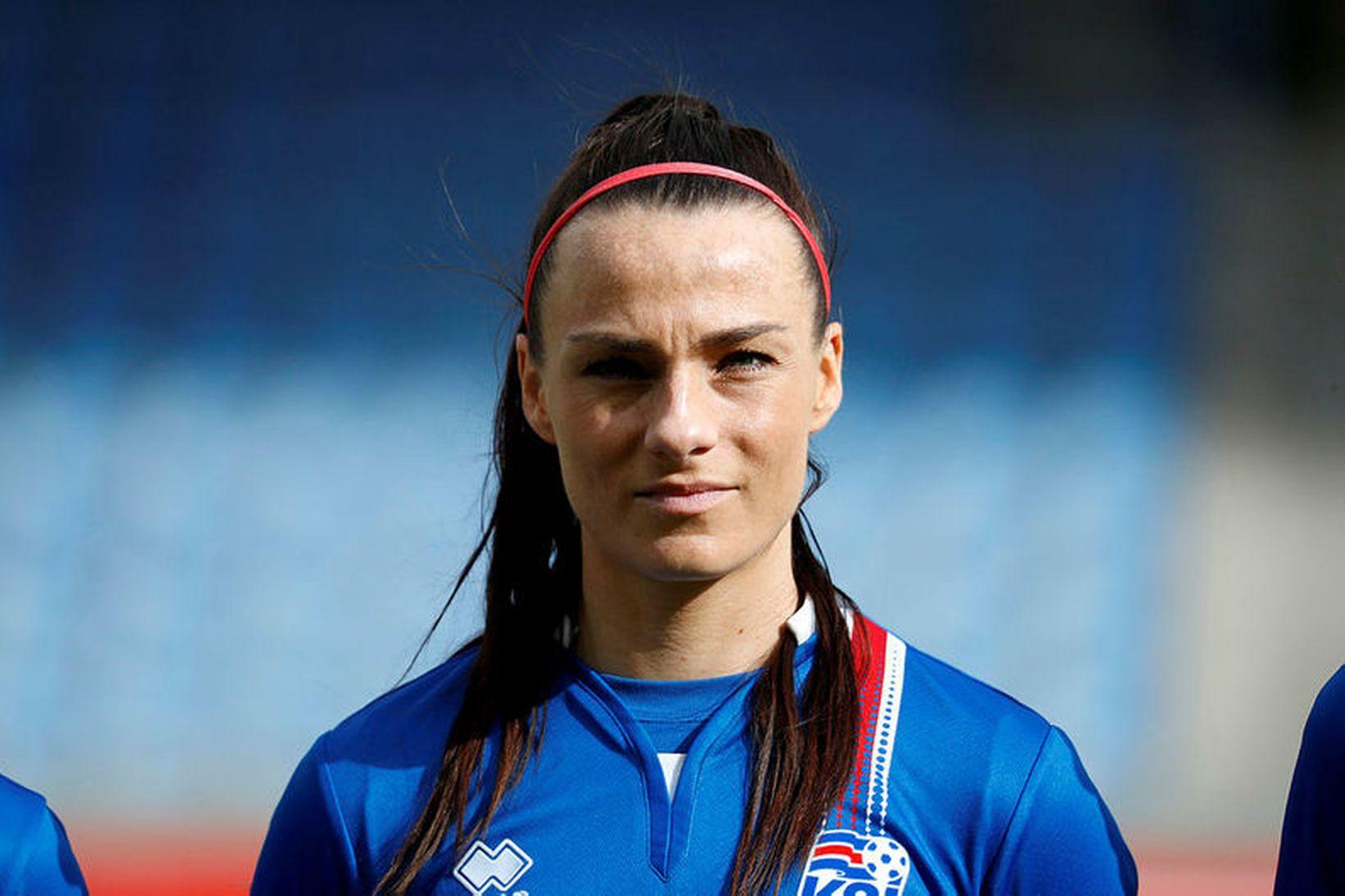 Hallbera Guðný Gísladóttir.