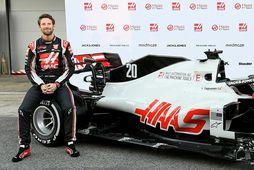 Romain Grosjean tekur á sig kjaraskerðingu vegna kórónuveirunnar sem sett hefur formúlu-1 í uppnám.