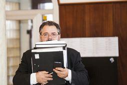 Sigurjón Árnason, fv. bankastjóri Landsbankans.