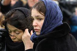 Zhanna Nemtsova, dóttir Boris Nemtsovs