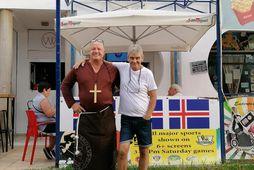 Guðmundur Guðbjartsson rak veitingastaðinn Bar-Inn í Los Cristianos.