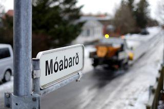 Frá Móabarði