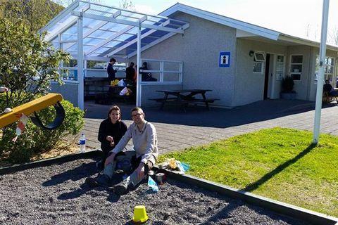 Hveragerði Camping Ground