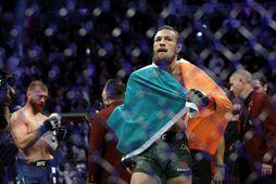 Conor McGregor missti frænku sína.