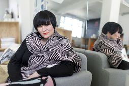 Linda Björg Árnadóttir, hönnuður og eigandi Scintilla.