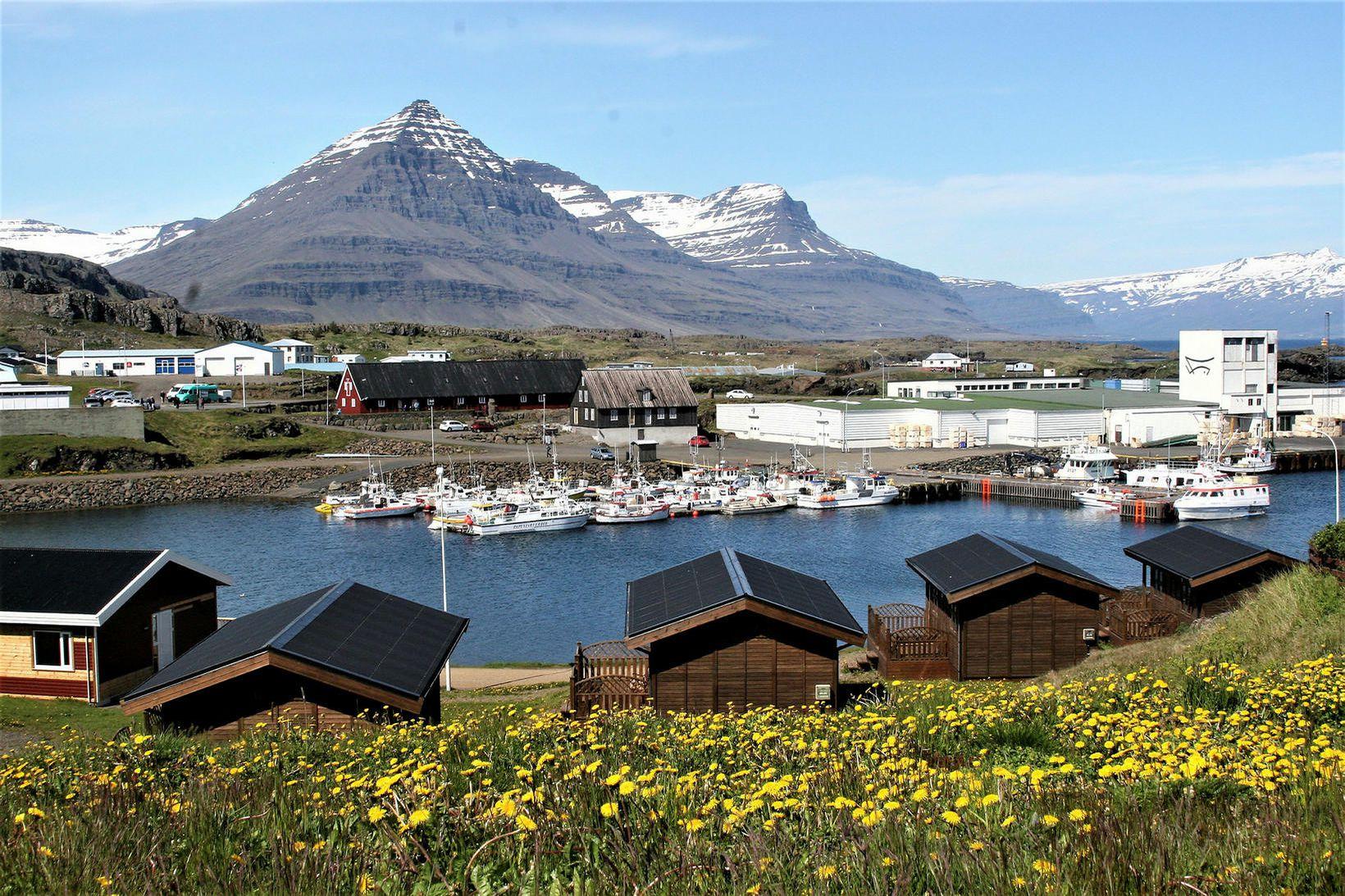 Blíðskaparveður hefur verið á austanverðu landinu undanfarið.