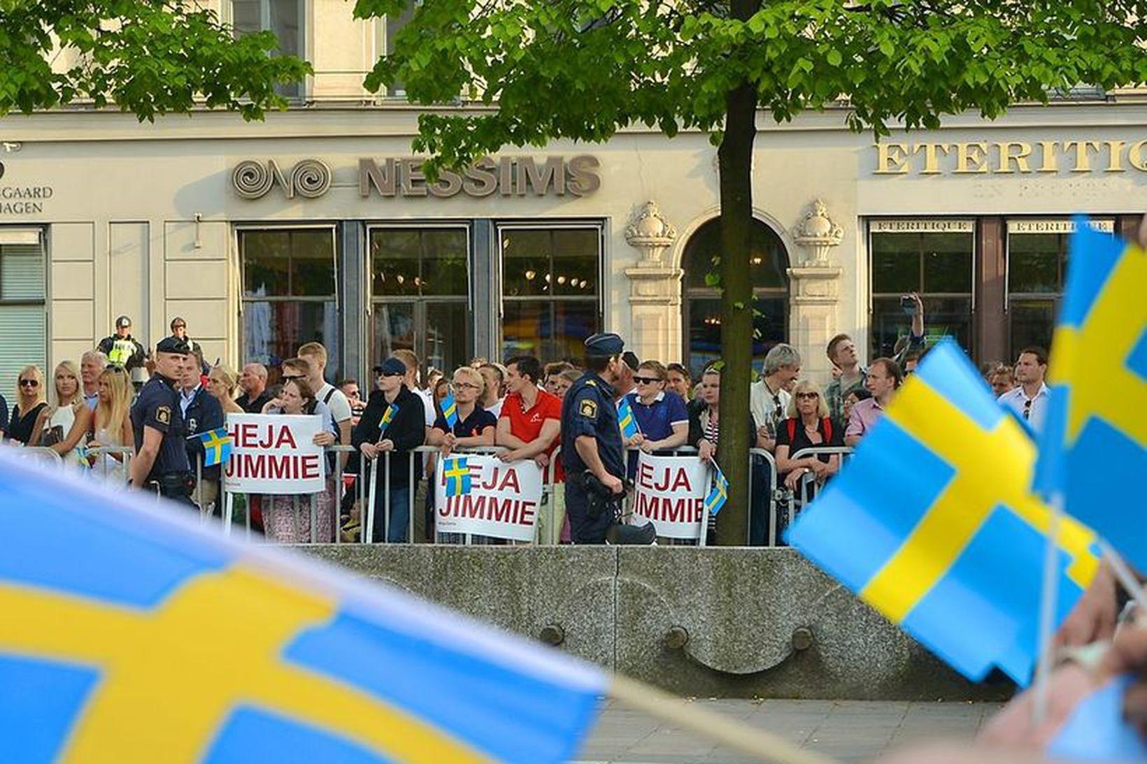 Svíþjóðardemókratar eru einn stærsti stjórnmálaflokkur Svíþjóðar.