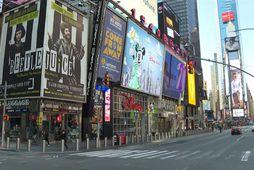 Götur New York-borgar auðar