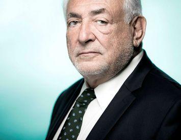 Dominique Strauss-Kahn, fyrrverandi framkvæmdastjóri Alþjóðagjaldeyrissjóðsins.